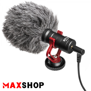 BOYA BY-MM1 Shotgun Microphone