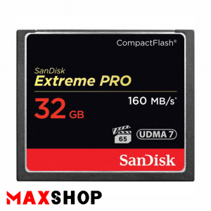 SanDisk 32GB Extreme Pro 160MB/s CF Card