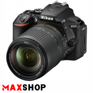 Nikon D5600 DSLR Camera with 18-140mm VR Lens
