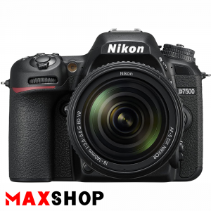 Nikon D7500 DSLR Camera with 18-140mm Lens