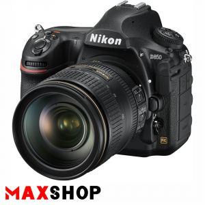 Nikon D850 DSLR Camera with 24-120mm Lens