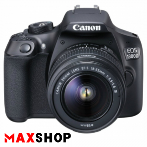 Canon EOS 1300D DSLR Camera with 18-55mm III Lens